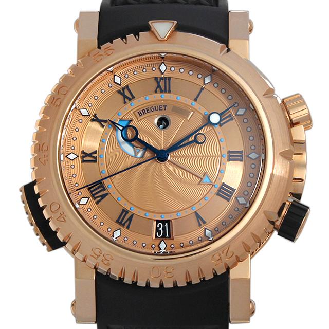【48回払いまで無金利】ブレゲ マリーン ロイヤル 5847BR/32/5ZV メンズ(027YBCAT0001)【中古】【腕時計】【送料無料】