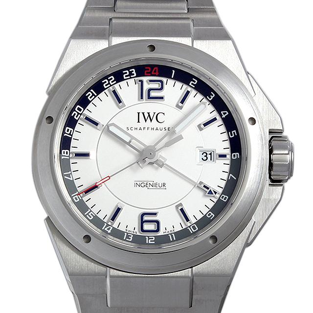 【48回払いまで無金利】IWC インヂュニア デュアルタイム IW324404 インジュニア メンズ(001HIWAN0003)【新品】【腕時計】【送料無料】