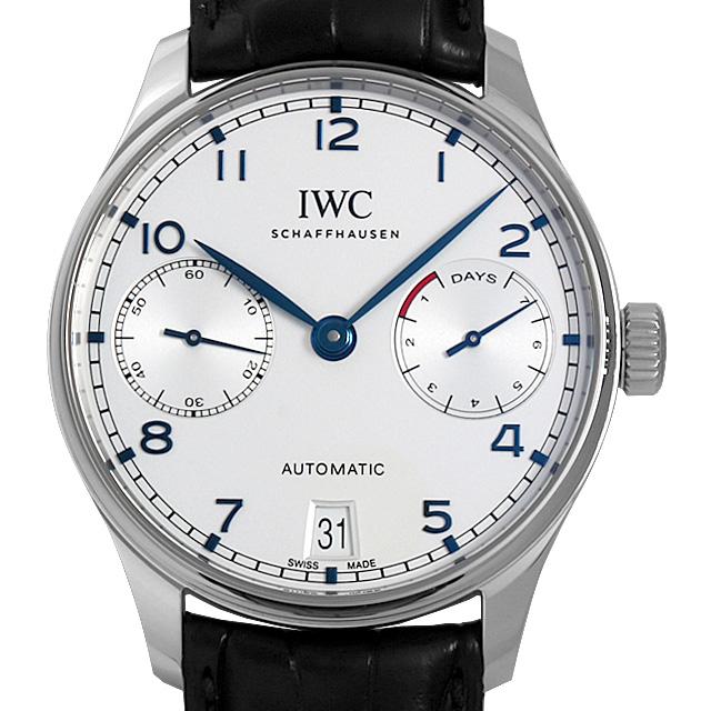 【48回払いまで無金利】IWC ポルトギーゼ オートマティック IW500705 メンズ(004UIWAN0013)【新品】【腕時計】【送料無料】