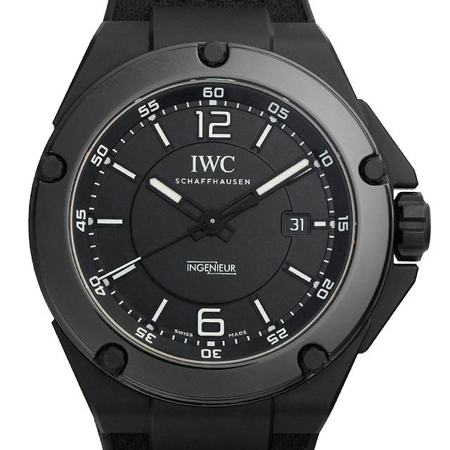 【48回払いまで無金利】IWC インヂュ二ア オートマティック AMG ブラックシリーズ セラミック IW322503 メンズ(007UIWAS0003)【中古】【未使用】【腕時計】【送料無料】
