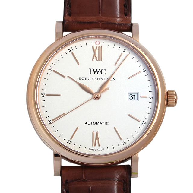 【48回払いまで無金利】IWC ポートフィノ オートマティック IW356504 メンズ(002YIWAS0003)【中古】【未使用】【腕時計】【送料無料】