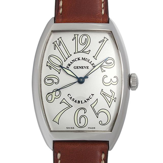 【48回払いまで無金利】フランクミュラー カサブランカ 6850CASA AC メンズ(006XFRAU0057)【中古】【腕時計】【送料無料】