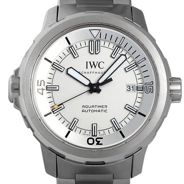 【48回払いまで無金利】SALE IWC アクアタイマー オートマティック IW329003 メンズ(008WIWAU0039)【中古】【腕時計】【送料無料】