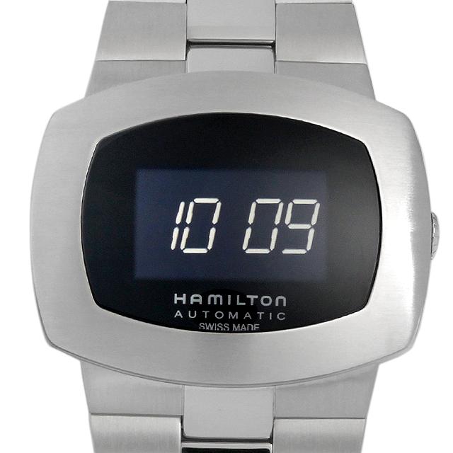 【48回払いまで無金利】ハミルトン パルソマティック H52515139 メンズ(009VHMAU0001)【中古】【腕時計】【送料無料】