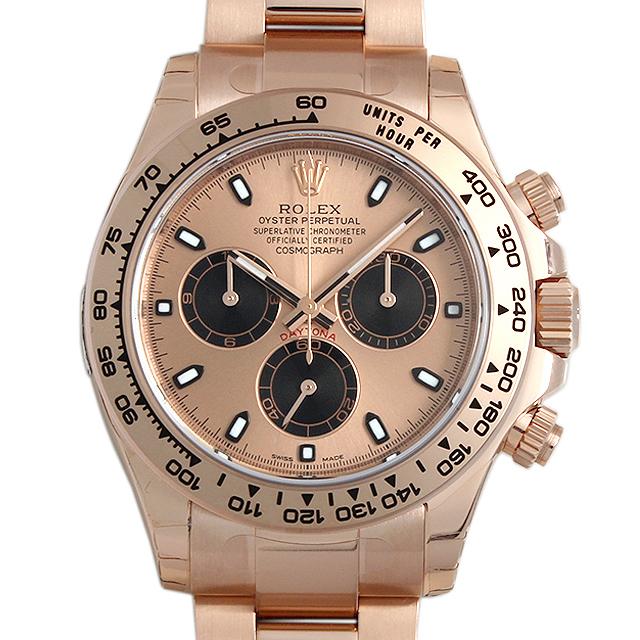 【48回払いまで無金利】ロレックス コスモグラフ デイトナ 116505 ピンク メンズ(004YROAN0030)【新品】【腕時計】【送料無料】