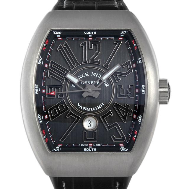 【48回払いまで無金利】SALE フランクミュラー ヴァンガード V45 SCDT メンズ(006XFRAU0066)【中古】【腕時計】【送料無料】