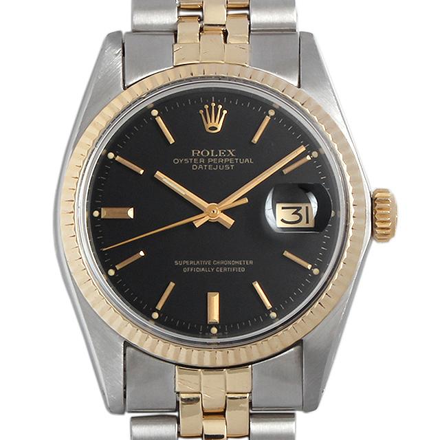 SALE ロレックス デイトジャスト 35番 1601 メンズ(006XROAA0042)【アンティーク】【腕時計】【送料無料】