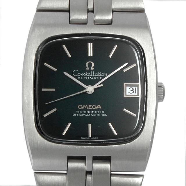 【48回払いまで無金利】オメガ コンステレーション 168.0059 メンズ(007UOMAA0018)【アンティーク】【腕時計】【送料無料】