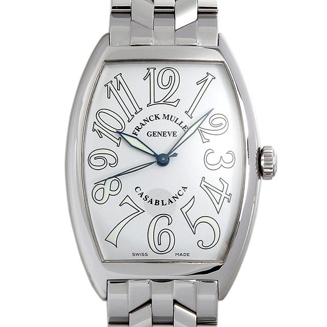 【48回払いまで無金利】SALE フランクミュラー カサブランカ 6850CASA OAC メンズ(0087FRAU0016)【中古】【腕時計】【送料無料】