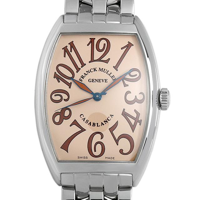 【48回払いまで無金利】フランクミュラー カサブランカ サハラ 6850CASA SAHARA OAC メンズ(0087FRAU0017)【中古】【腕時計】【送料無料】