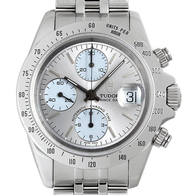【48回払いまで無金利】チュードル クロノタイム 79280 メンズ(009MTUAU0004)【中古】【腕時計】【送料無料】