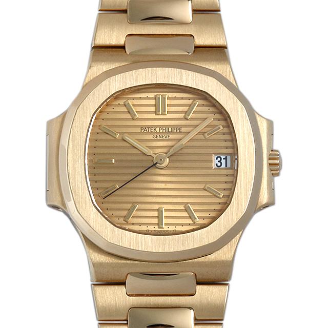 SALE パテックフィリップ ノーチラス 3800/1J メンズ(009VPPAU0049)【中古】【腕時計】【送料無料】