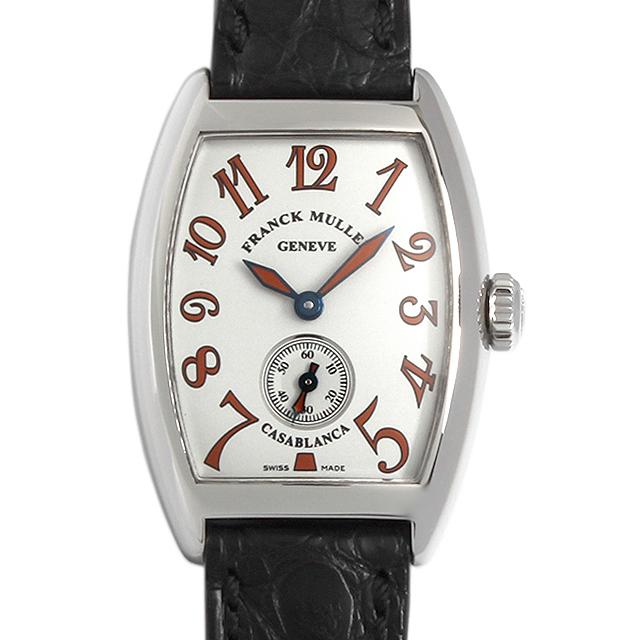 【48回払いまで無金利】フランクミュラー カサブランカ サハラ 1750S6 CASA SAHARA AC レディース(06RXFRAU0001)【中古】【腕時計】【送料無料】