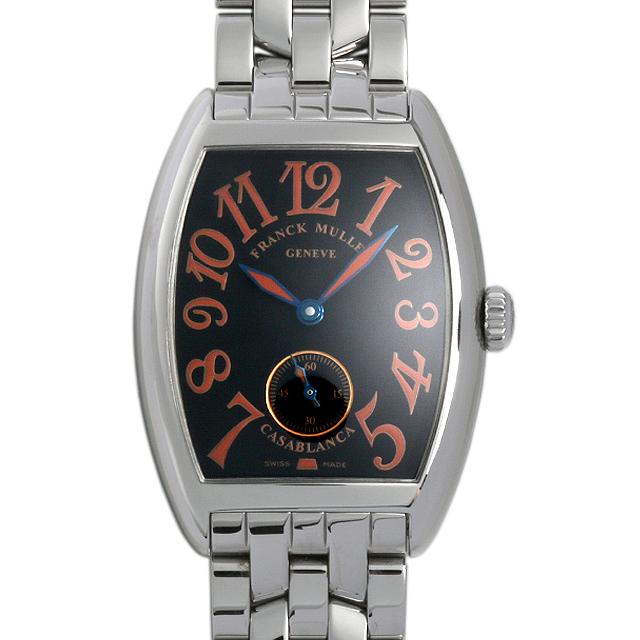 【48回払いまで無金利】SALE フランクミュラー カサブランカ サハラ 7502S6CASA SAHARA OAC ボーイズ(ユニセックス)(07CTFRAU0001)【中古】【腕時計】【送料無料】