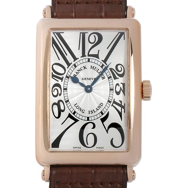 【48回払いまで無金利】フランクミュラー ロングアイランド 1002QZ 5N メンズ(07HCFRAU0001)【中古】【腕時計】【送料無料】