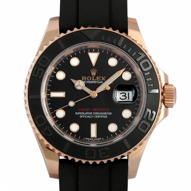 ロレックス ヨットマスター40 116655 メンズ(0FHMROAN0004)【新品】【腕時計】【送料無料】