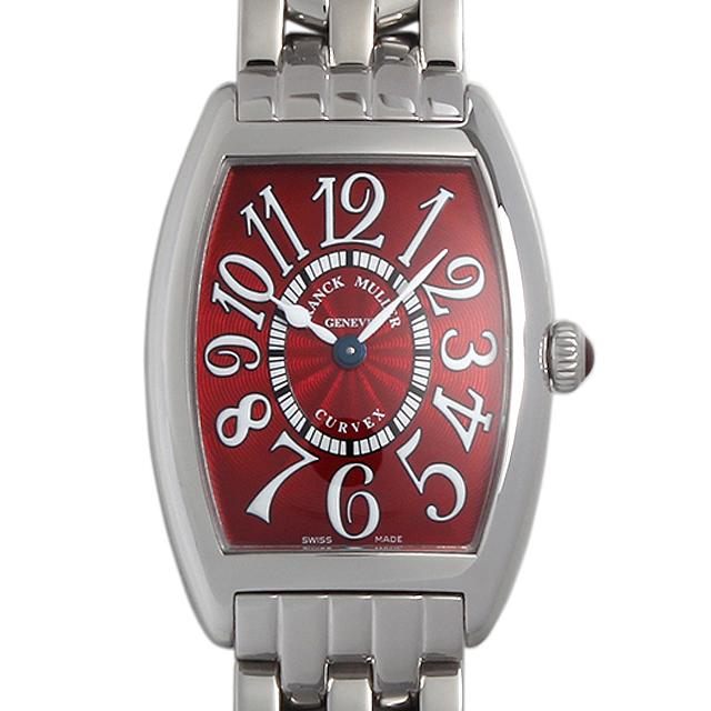 【48回払いまで無金利】フランクミュラー トノーカーベックス レッドカーペット 1752QZ RED CARPET OAC レディース(0066FRAN0029)【新品】【腕時計】【送料無料】