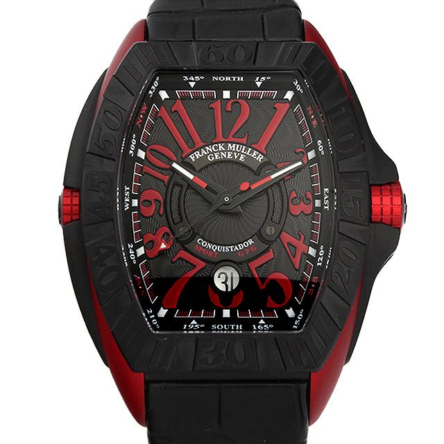 フランクミュラー コンキスタドール グランプリ エルガ 8900SC DT GPG メンズ(02RPFRAN0004)【新品】【腕時計】【送料無料】