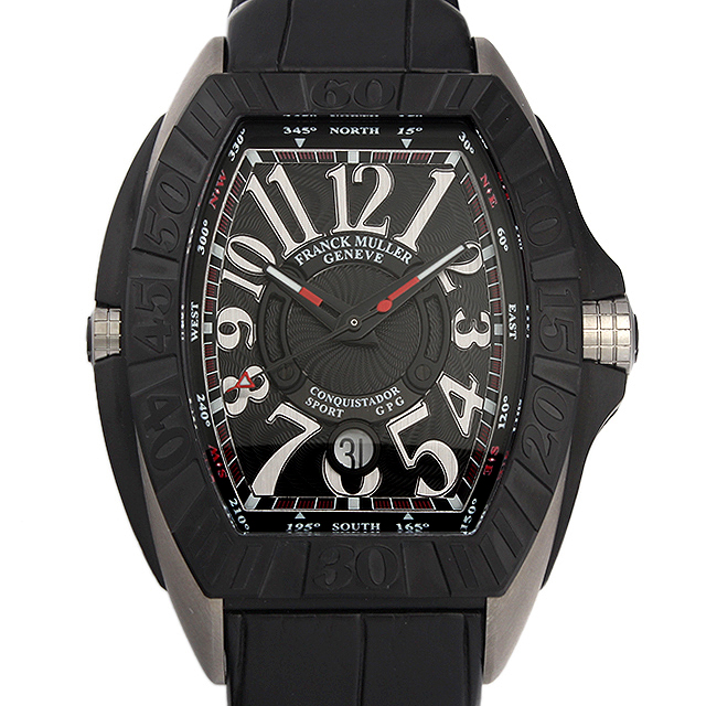 【48回払いまで無金利】フランクミュラー コンキスタドール グランプリ 8900SC DT GPG メンズ(02RPFRAN0003)【新品】【腕時計】【送料無料】
