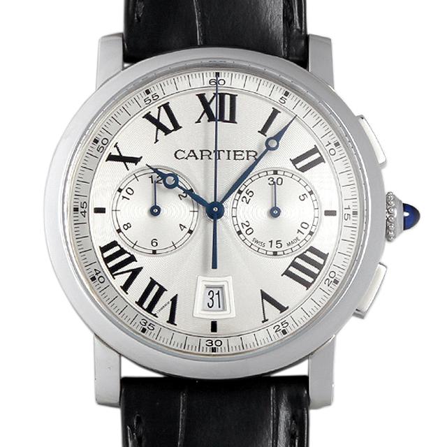 【48回払いまで無金利】カルティエ ロトンド ドゥ カルティエ WSRO0002 メンズ(0066CAAN0722)【新品】【腕時計】【送料無料】