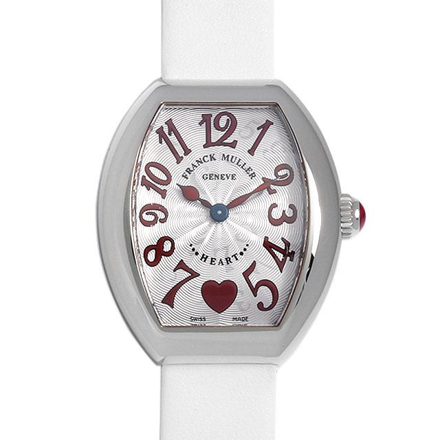 【48回払いまで無金利】SALE フランクミュラー ハートトゥハート 限定500本 5002SQZC6HJ AC レディース(008WFRAU0061)【中古】【腕時計】【送料無料】