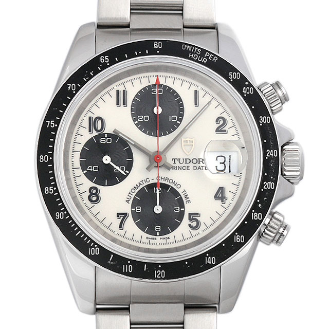 【48回払いまで無金利】チュードル クロノタイム 79260 メンズ(008WTUAU0004)【中古】【腕時計】【送料無料】