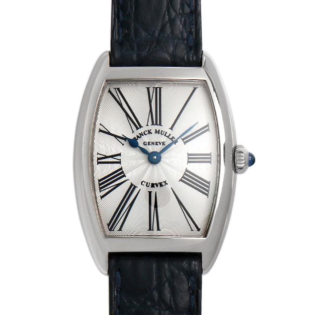 【48回払いまで無金利】SALE フランクミュラー トノーカーベックス 1752QZ OG レディース(06RXFRAU0004)【中古】【腕時計】【送料無料】