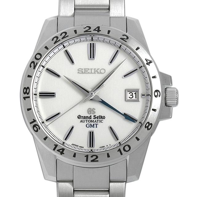 【48回払いまで無金利】グランドセイコー メカニカル GMT SBGM025 メンズ(07BWSEAU0001)【中古】【腕時計】【送料無料】