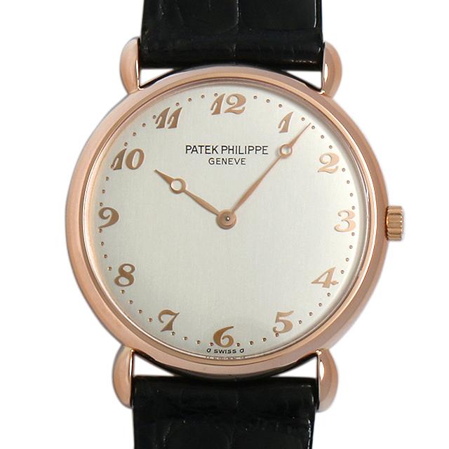 【48回払いまで無金利】パテックフィリップ カラトラバ 3820R メンズ(07DKPPAU0001)【中古】【腕時計】【送料無料】