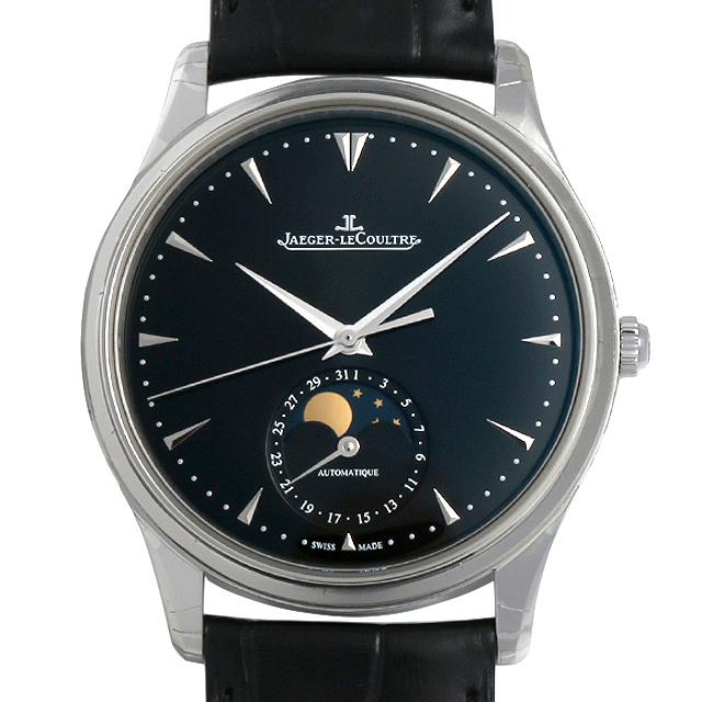 【48回払いまで無金利】ジャガールクルト マスターウルトラスリム ムーン39 Q1368470(176.8.64.S) メンズ(006MJLAR0005)【新品】【腕時計】【送料無料】