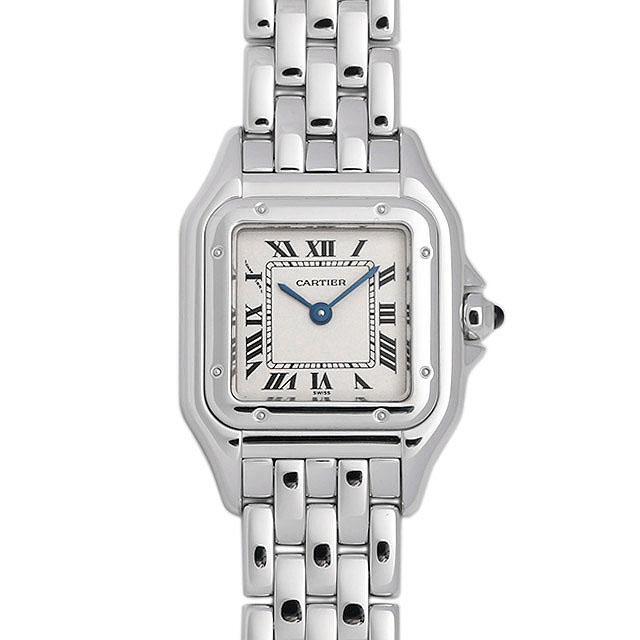 【48回払いまで無金利】SALE カルティエ パンテール SM W25016F3 レディース(001HCAAU0036)【中古】【腕時計】【送料無料】