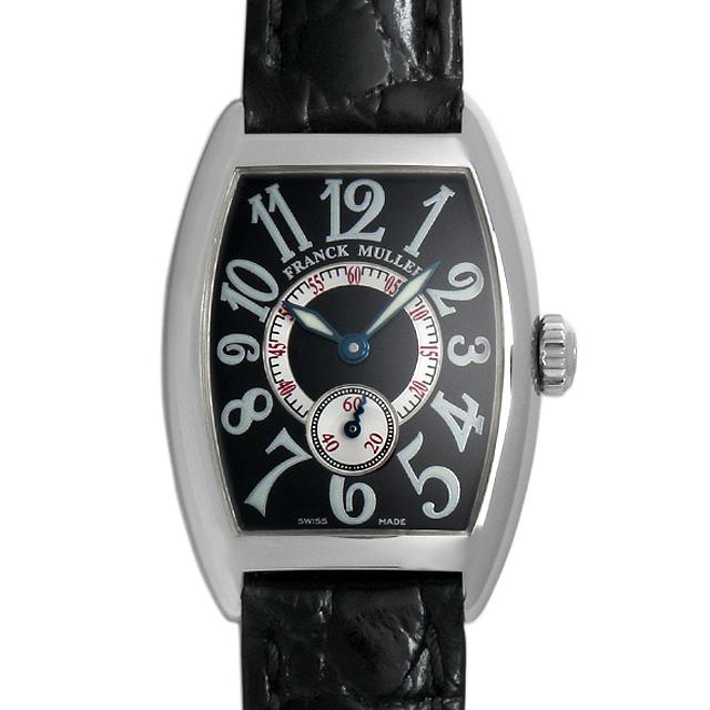 フランクミュラー トノーカーベックス 日本限定 1750S6 J AC レディース(007UFRAU0063)【中古】【腕時計】【送料無料】