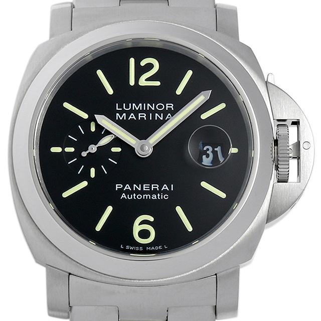 SALE パネライ ルミノールマリーナ O番 PAM00299 メンズ(009VOPAU0020)【中古】【腕時計】【送料無料】