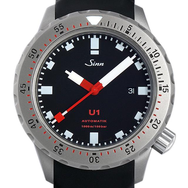 ジン Uボート U1.1010 メンズ(030DSIAU0001)【中古】【腕時計】【送料無料】