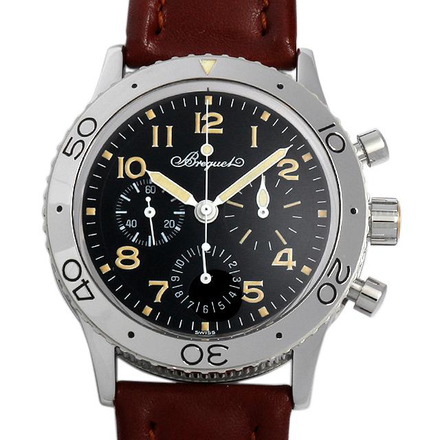 ブレゲ アエロナバル 初期型 3800ST メンズ(080TBCAU0001)【中古】【腕時計】【送料無料】