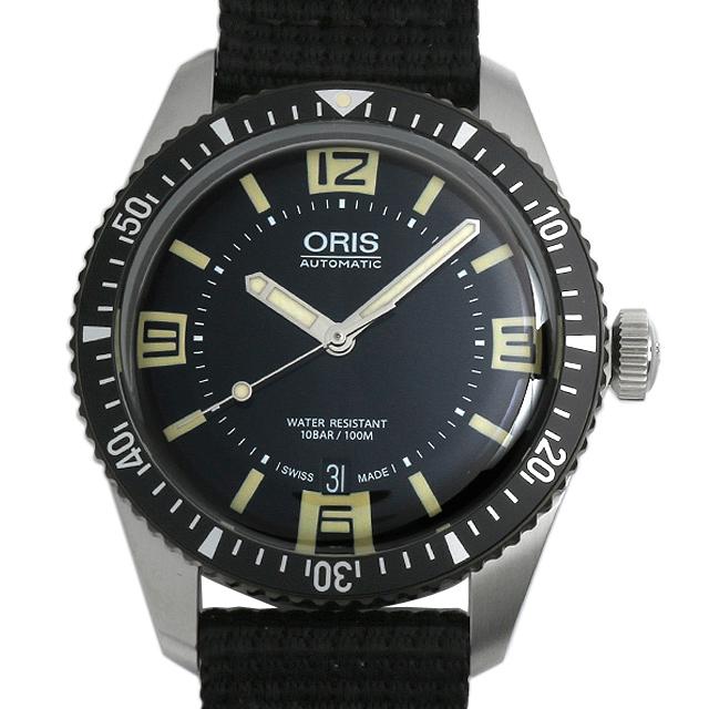 オリス ダイバーズ65 733 7707 4064F メンズ(006TOSAN0009)【新品】【腕時計】【送料無料】