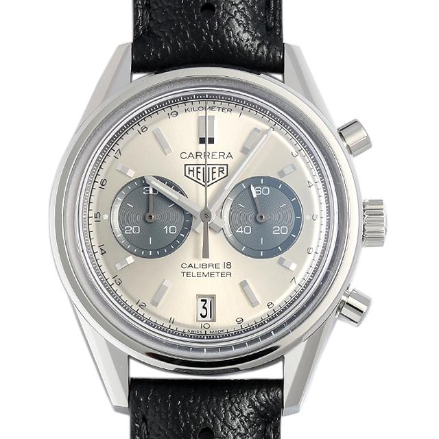 【48回払いまで無金利】タグホイヤー カレラ キャリバー18 クロノグラフ グラスボックス CAR221A.FC6353 メンズ(0FHMTHAN0061)【新品】【腕時計】【送料無料】