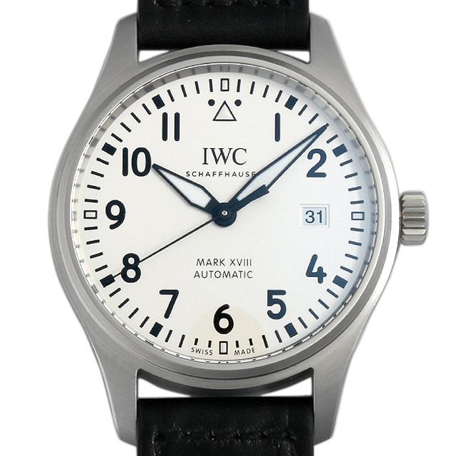 【48回払いまで無金利】IWC パイロットウォッチ マーク18 IW327002 メンズ(007SIWAN0082)【新品】【腕時計】【送料無料】