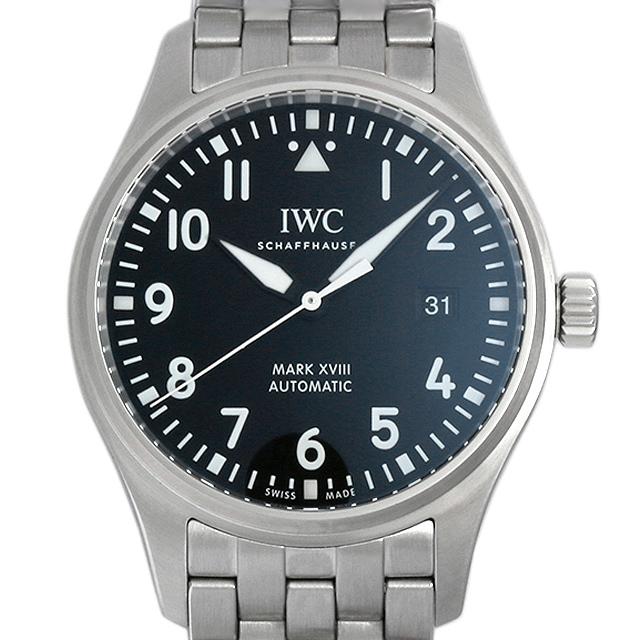 【48回払いまで無金利】IWC パイロットウォッチ マーク18 IW327011 メンズ(0018IWAN0002)【新品】【腕時計】【送料無料】