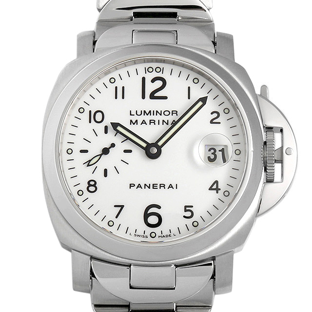 SALE パネライ ルミノールマリーナ D番 PAM00051 メンズ(006XOPAU0051)【中古】【腕時計】【送料無料】