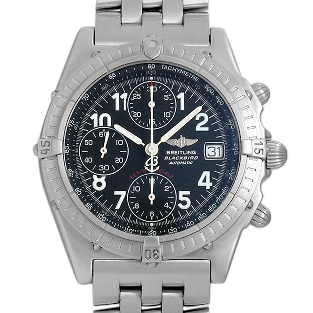 ブライトリング クロノマット ブラックバード A13050.1(A13350) メンズ(007UBRAU0044)【中古】【腕時計】【送料無料】