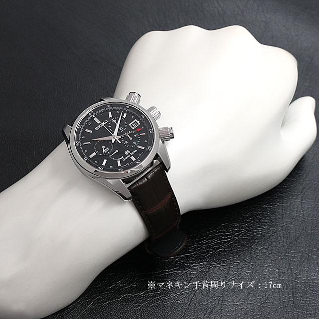 Grand Seiko spring drive GMT chronograph master shop limited SBGC007 men (008wseau0016)