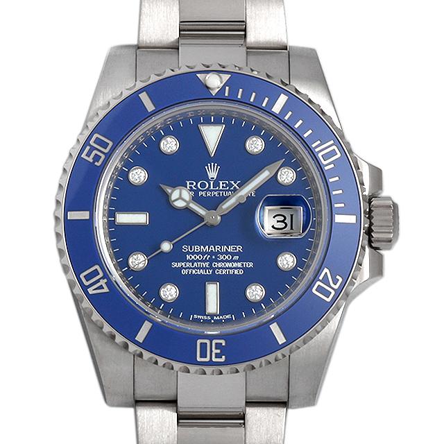 【48回払いまで無金利】ロレックス サブマリーナ ランダムシリアル 116619GLB メンズ(08SPROAU0001)【中古】【腕時計】【送料無料】