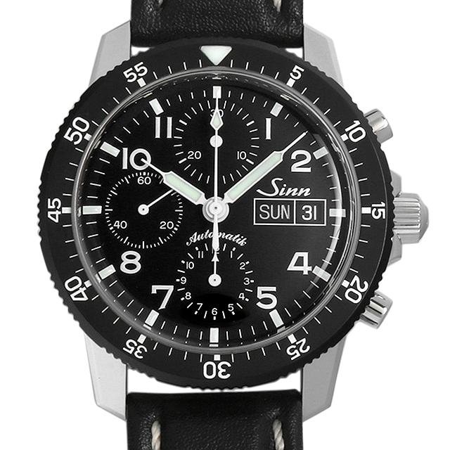 ジン 103.B.AUTO レザーベルト Sinn メンズ(006TSIAN0001)【新品】【腕時計】【送料無料】