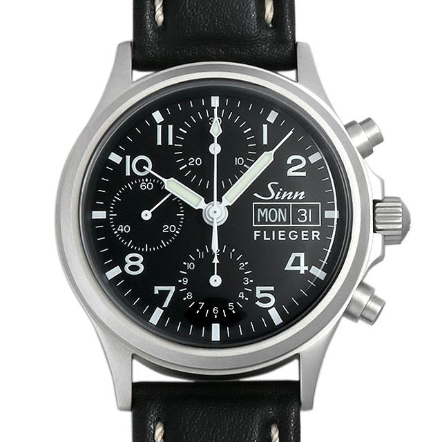 ジン 356.FLIEGER カウレザーストラップ メンズ(006TSIAN0006)【新品】【腕時計】【送料無料】