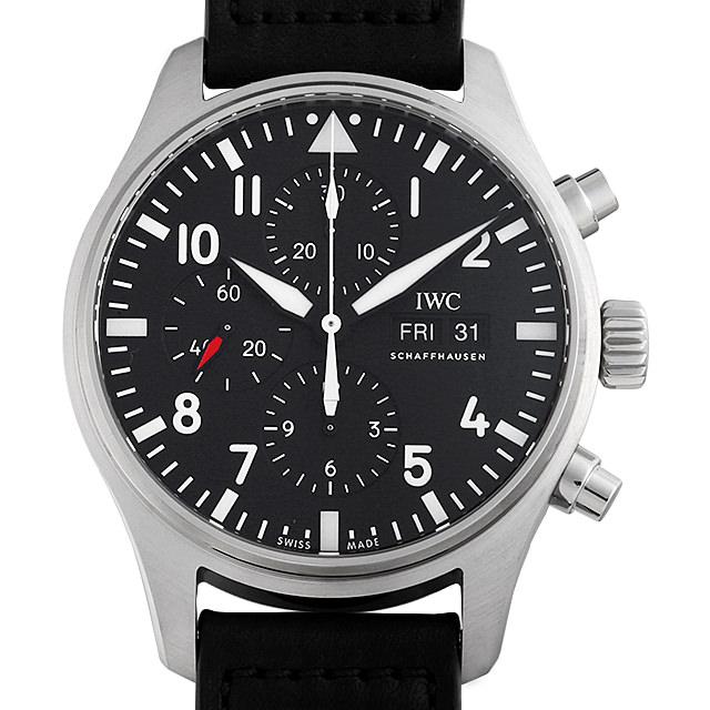 【48回払いまで無金利】IWC パイロットウォッチ クロノグラフ オートマティック IW377709 メンズ(002NIWAN0041)【新品】【腕時計】【送料無料】