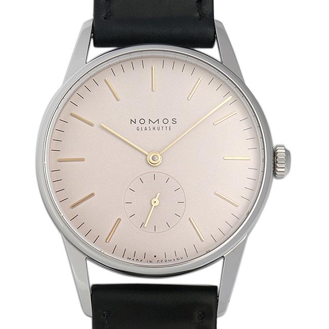 【48回払いまで無金利】ノモス オリオン ローズ OR1A3GR2(352) メンズ(0671NOAN0029)【新品】【腕時計】【送料無料】