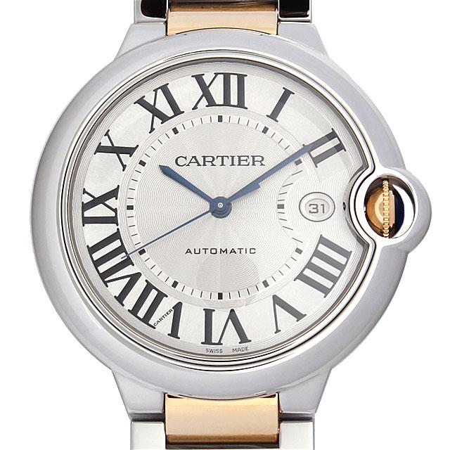 【48回払いまで無金利】カルティエ バロンブルー LM W69009Z3 メンズ(0066CAAN0512)【新品】【腕時計】【送料無料】