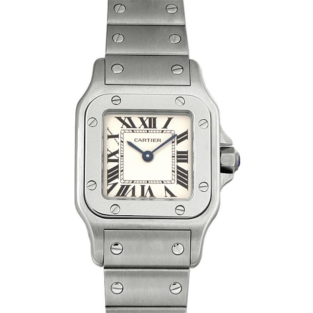 【48回払いまで無金利】カルティエ サントスガルベ SM W20056D6 レディース(0066CAAN0707)【新品】【腕時計】【送料無料】