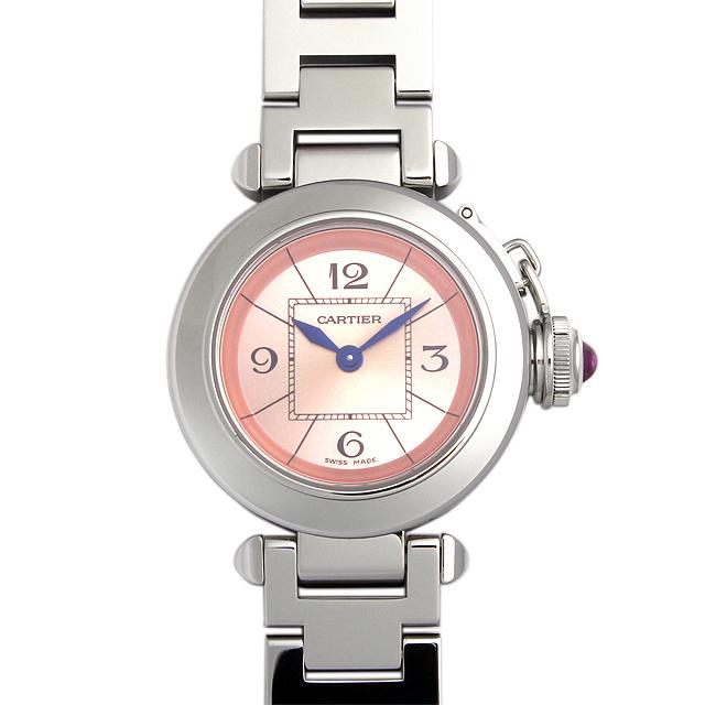 【48回払いまで無金利】カルティエ ミスパシャ W3140008 レディース(0066CAAN0654)【新品】【腕時計】【送料無料】